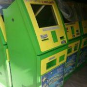 Корпус лотерейного терминала от Лотокиоск