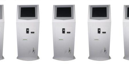 Платежные терминалы с надежными корпусами б/у