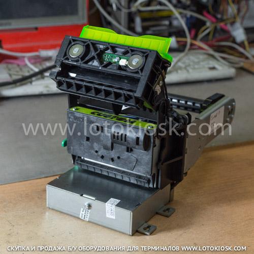 Принтер Custom от компании Лотокиоск