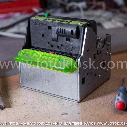 Принтер Custom в компании Лотокиоск