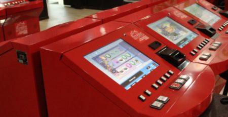 Лотерейный автомат